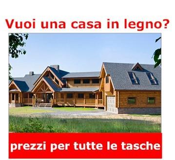 Case di legno da 400 euro m2 casa legno for Case di legno in romania